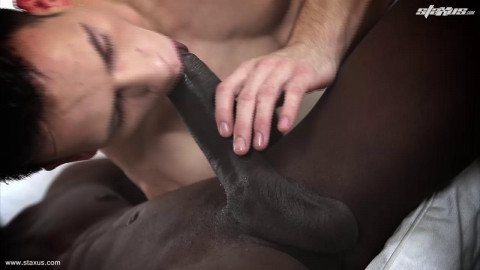 Big black cock for amazing whore