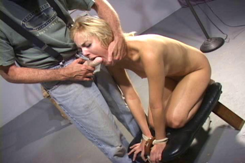 Bound and fucked in the ass
