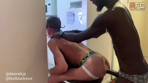 DanceKJA, Your African Prince - Two big ones stirring inside of LeviBlackXXX