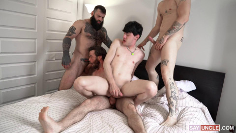 Twink Trade - Naughty Way To Say Thanks