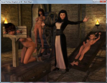 Sexual Fantasy Kingdom