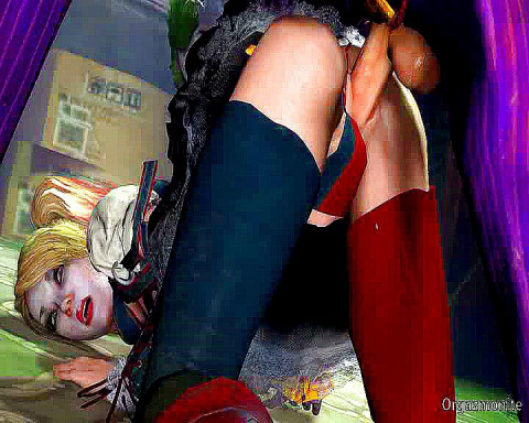 Harley Quinn In Fuck Collection