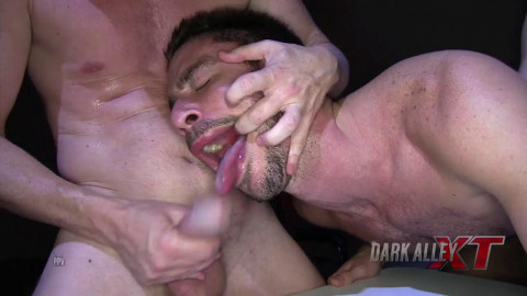 At full throat!