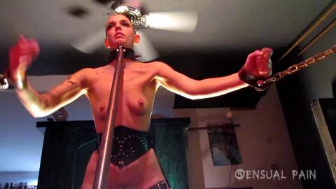 SensualPain - July 22, 2016 - 50 of 75 Lashings - Abigail Dupree