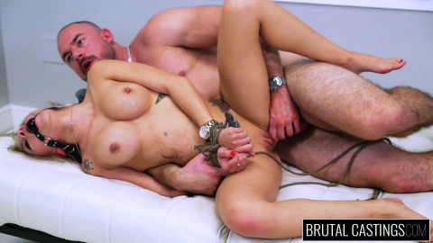 Marsha May - Brutal Casting (2015)