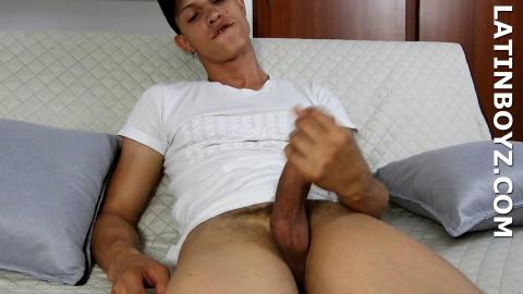 Latinoyz Big Uncut Latin Dick on Chido