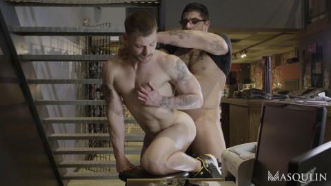 Ryan Bones and Igor Roman