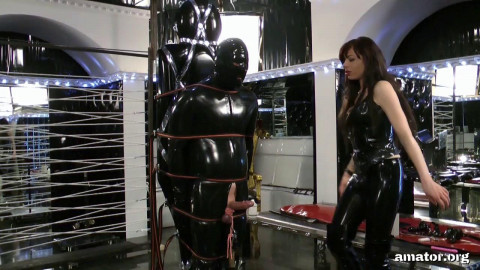 Collection of POWER PLAY Scenes Rubber Empire part 3