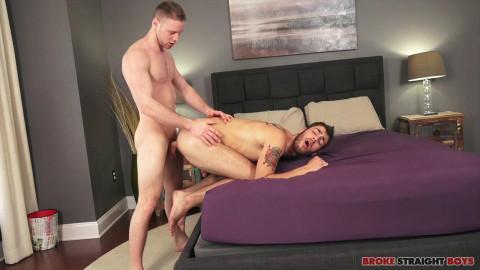 Broke Straight Boys - Brandon Slams His Cock Into Ari