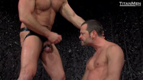 Pumped, Pissed and Pounded: Scene 3: Dirk Caber & Will Swagger