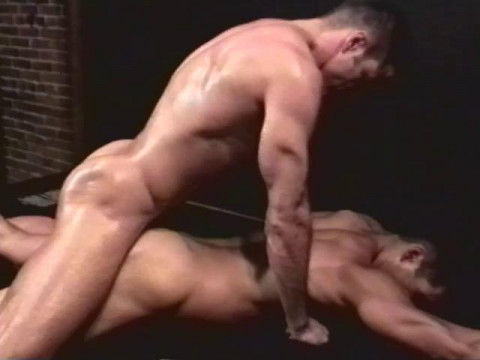Muscle Bondage Body Worship - Daddy Zeus, Max Grand (1995)