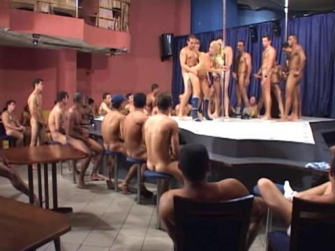 Brazilian Bukkake 2