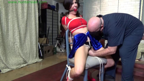 HunterSlair - Dixie Comet - Ruthlessly chairtied