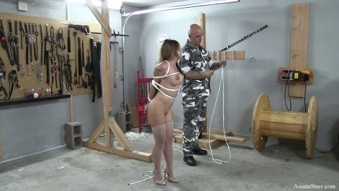 Extra, Extra, Extra Tight Bondage - Part 1 - Stamp of Approval - Full HD 1080p