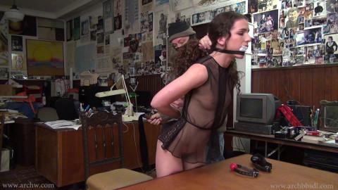 Bondage For Cash - Scene 2 - Laura - Full HD 1080p
