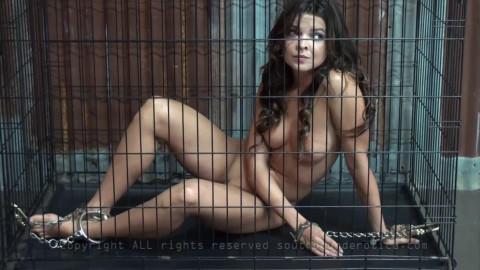 Super restraint bondage, predicament and torment for lustful beauty HD 1080p