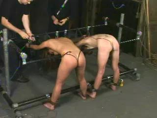 Insex - The Trial (Live Feed from October 7, 2001) RAW