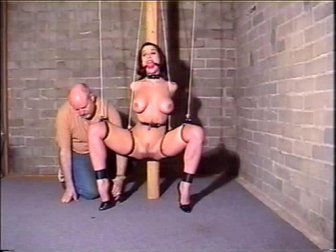 Devonshire Productions-rope and plenty of mouth-winding materials