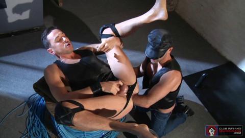 Fist Trap, Scene #01 (Adam Russo, Evan Matthews)