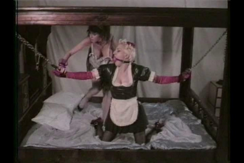 Fractious Maids Punished Hard