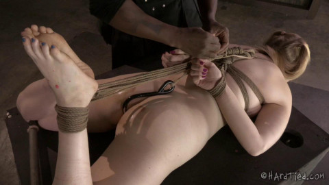 Delirious Hunter (Blondie in Bondage)