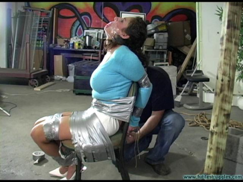 Lola Lynn Chair Taped