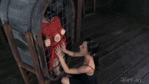 Uncaging Dixon's Inner Squirt