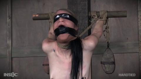 Lydia black - Neck Tied