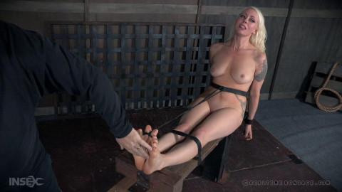 Blond Lady Lorelei Lee Punished & Fucked