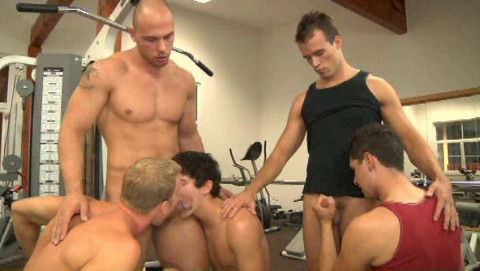 Best Football Orgy