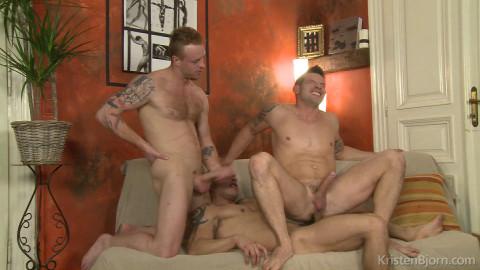 Spanked boys!