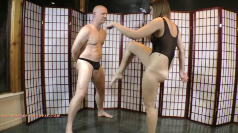 Ballbusting Auditions - Brianna Cole - HD 720p