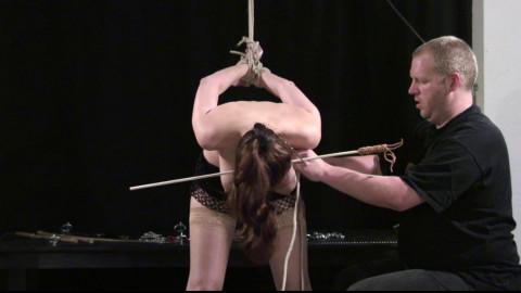 Hard Breast Punishment Lesson Part 2
