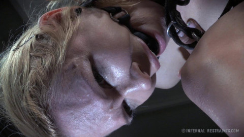 Infernalrestraints - Apr 03, 2015 - Overload - Rain DeGrey, Matt Williams