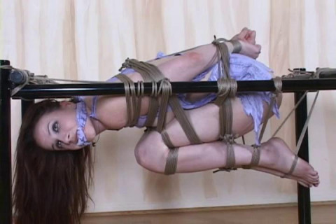 The Master Dominance and submission Porn BedroomBondage part 11
