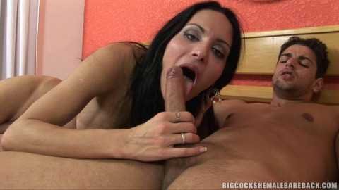 Big Cock Viviany Aguilera Cums Hard