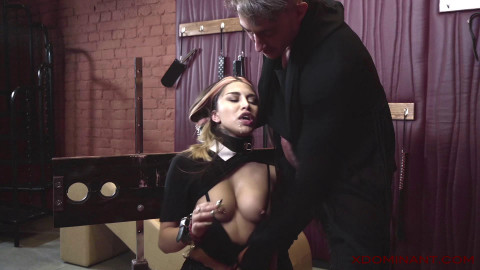 XDominant - Real PAIN PLAY Sex
