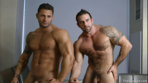 Double Muscle (Mike Buffalari and Xavier)