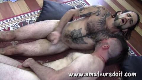 Alex Bonks Str8 Rocco Virgin Part2