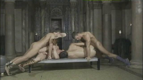 Amazing Orgy At Rome