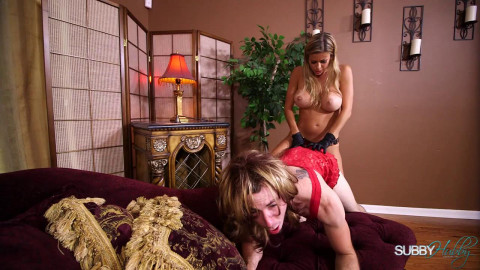 Alexis Fawx - Milked By Step Mature