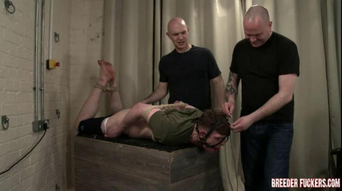 Mark - Tied, gagged, groped, verbal humiliation