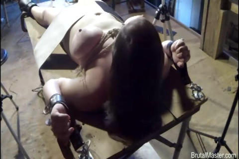 BM - Wench - Table Torture