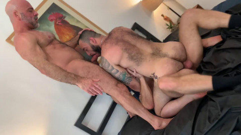 Part 2 - Fit, Furry And Fucked Raw