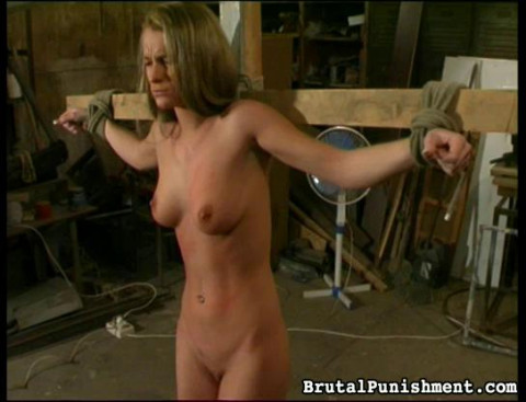 Brutal Punishment bdsm video 17