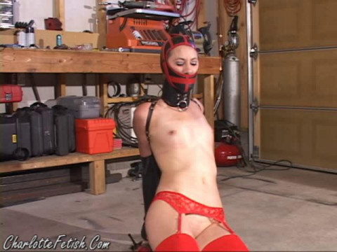 Without Latex There Is No Pleasure - Charlotte Fetish - Part 3
