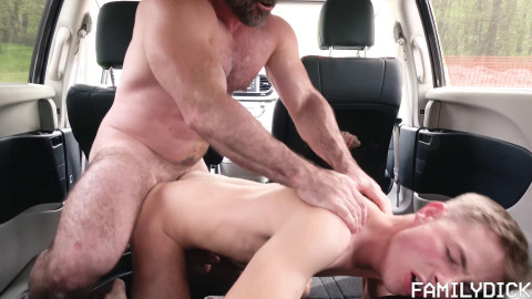 High School Days - part 1 (A Ride with D ad)