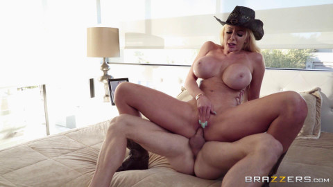 Nicolette Shea - Cock Hungry Cowgirl FullHD 1080p