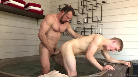 DL – Hot Tub – Max Sargent and Alex Tanner