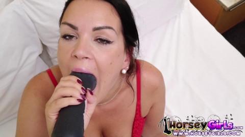 HorseyGirls- Samantha - Scene 1 - HD 720p